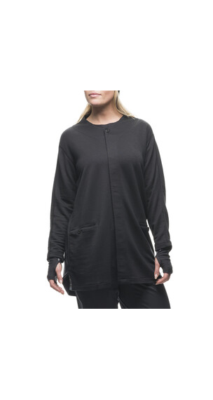 Houdini W's Log Tunic True Black